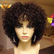 Short Hair Brazilian Curly Weave Alibaba | short human hair wigs brazilian human hair short curly wigs for black women human short curly