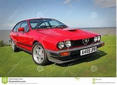 Vintage Alfa Romeo Editorial Photography