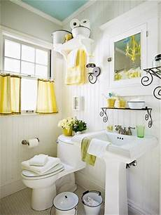 Small Bathroom Ideas Yellow by 36 Bright And Yellow Ideas For Bathroom