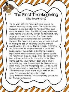 thanksgiving printable stories for 2nd grade mrs megown s second grade safari the first thanksgiving