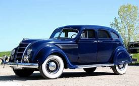 1935 Chrysler Airflow Sedan ★。☆。JpM ENTERTAINMENT