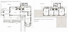 frank lloyd wright prairie house plans floor plan of the frank thomas house by frank lloyd