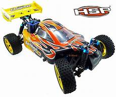 hsp 94166 rc car 1 10 scale professional nitro power