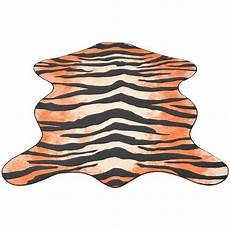 fellimitat teppich teppich fellimitat tiger 150 x 220 cm my shop24 ch