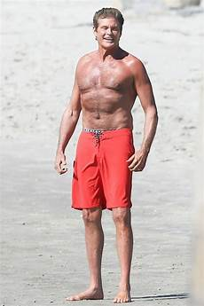 David Hasselhoff Back On The For Baywatch