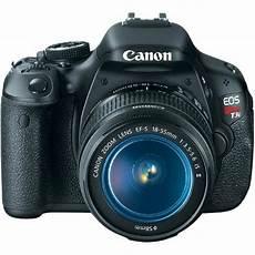 digital slr canon canon rebel t3i 18 mp digital slr with ef s 18 55mm