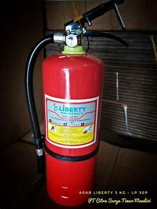 jual alat pemadam kebakaran liberty 3kg berkualitas di lapak pt citra surya timur mandiri dwi