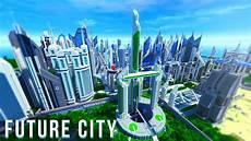 Une Incroyable Ville Futuriste