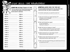 study skills time management printable student organizers logs and graphic organizers