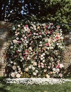 gallery flower wall ideas east coast garden wedding with a jaw dropping flower wall
