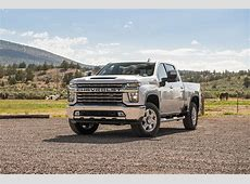 2020 Chevrolet Silverado 3500HD First Drive   Edmunds