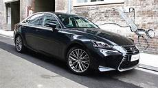 lexus is300 2019 review snapshot carsguide