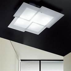 plafoniere moderne da soffitto illuminare la casa utilizzando le plafoniere moderne