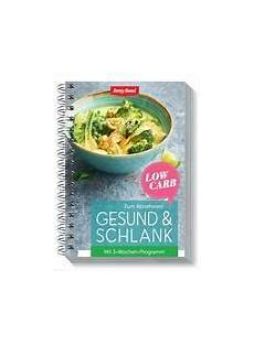 Low Carb Gesund - gesund schlank low carb buchzentrum