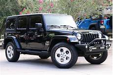Used 2015 Jeep Wrangler Unlimited For Sale 26 995