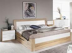 Schlafzimmer Bett 200x200 by Rauch Pack S Arona Komfort Bett Mit Zwei Schubk 228 Sten