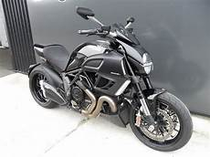 Motos D Occasion Challenge One Agen Ducati Diavel Black