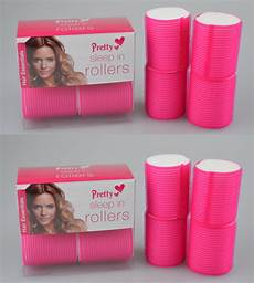 Sleep And Style Hair Rollers