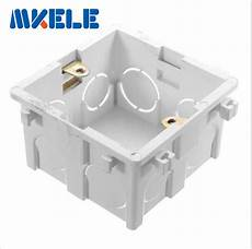 wall mounting box standard light touch switch cassette plastic materials 86model ebay