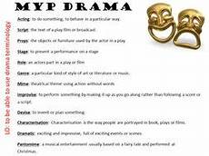 introduction to drama 4 lessons teaching resources