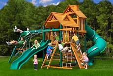 kid swing set outdoor playsets playground sets for