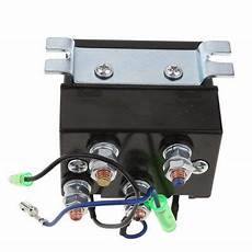 winch motor continuous duty reversing solenoid dc contactor relay switch 16 90 picclick