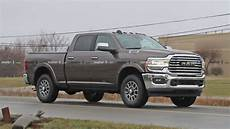 2020 ram hd convoy spied completely