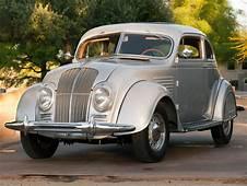 1934 DeSoto Airflow Coupe S E Retro Gd Wallpaper
