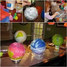 laterne basteln luftballons anleitung farbig seidenpapier