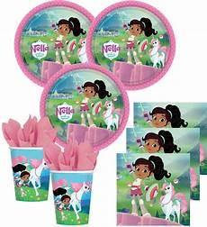 Ausmalbilder Prinzessin Nella 16 Servietten Nella Die Ritter Prinzessin Mit Ihrem