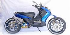 Mio Sporty Modif Trail by Modifikasi Yamaha Mio Sporty Legged Motorcycles Show