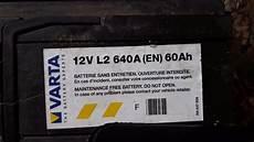 12v L2 640a En 60ah Battery In West End Glasgow Gumtree
