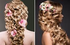 very stylish wedding hairstyles for long hair 2018 2019