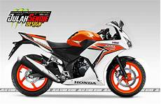 Modifikasi Cbr150r 2018 by Galeri Modifikasi Cbr150r Repsol Ala Julak Sendie Design