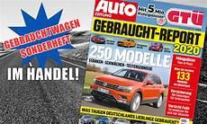 Auto Zeitung Sonderheft 2020 Gebrauchtwagen Autozeitung De