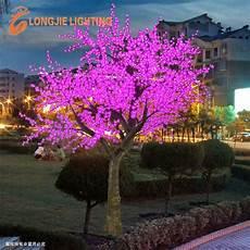 arbre décoratif extérieur 29450 ext 233 rieur led arbre lumi 232 res violet led cerisier pour d 233 corations de mariage buy