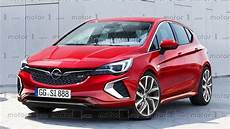 Opel Astra 2018 - 2018 opel astra gsi will probably look like this
