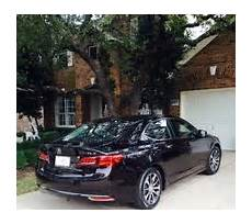 2016 acura tlx review cargurus