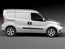 Fiat Doblo Cargo - fiat doblo cargo 2015 3d model max obj 3ds fbx c4d