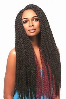Corkscrew Braids Hairstyles