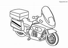 Malvorlagen Polizei Motorrad Fahrzeug Malvorlage Kostenlos 187 Fahrzeuge Ausmalbilder