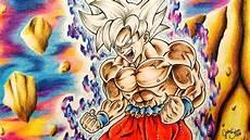 Como Dibujar A Goku Migatte No Gokui Dominado Ultra
