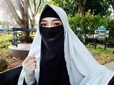 35 Gaun Pengantin Muslimah Bercadar Ragam Muslim
