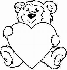 ausmalbilder zum ausdrucken ausmalbilder valentinstag zum