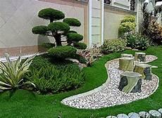 Desain Taman Perumahan Gallery Taman Minimalis