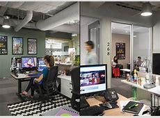 » Hulu Headquarters by Gensler, Santa Monica ? California