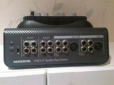 mackie onyx satelitte mackie onyx satellite image 755463 audiofanzine