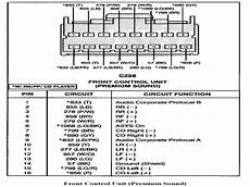 2005 expedition radio wiring diagram ford factory stereo wiring diagram wiring forums