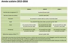 Pratique Calendriers Scolaires 2014 15 2015 16 2016 17