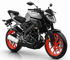 Yamaha Mt 125 2019 Fiche Moto Motoplanete
